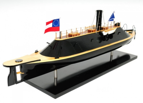 Css Virginia Warship Model