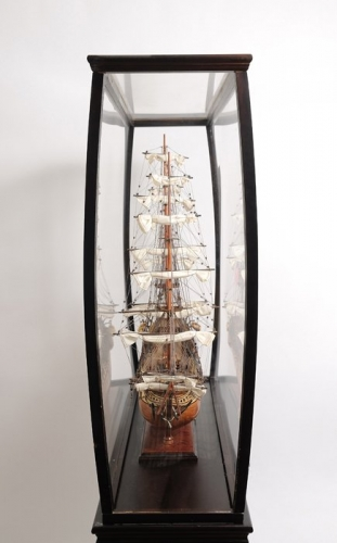 Ship Model Display Case