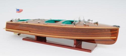 Chris craft triple cockpit speedboat model chris craft model for Chris craft speed boats