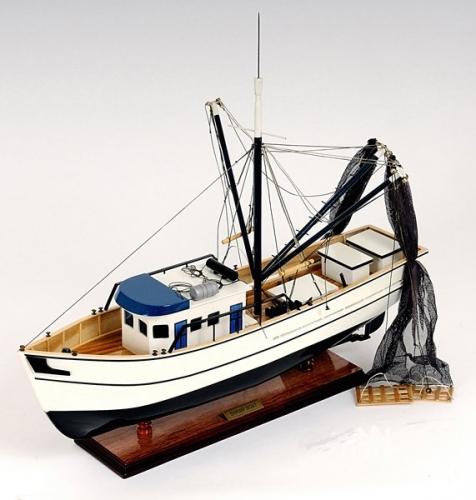 Shrimp Boat Model Model Shrimp Boat Fishing Boat