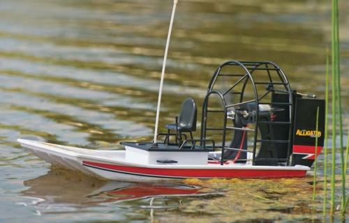 Air Boat Model