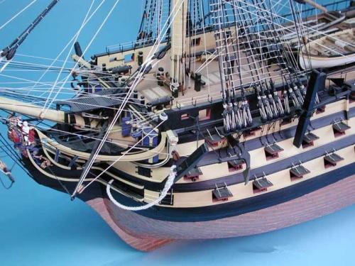 HMS Victory Ship Model Kit