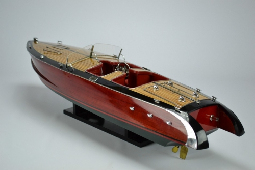 Stancraft Missile Speed Boat Model