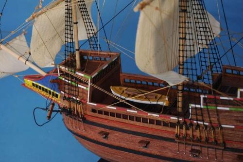 Mayflower Ship Model