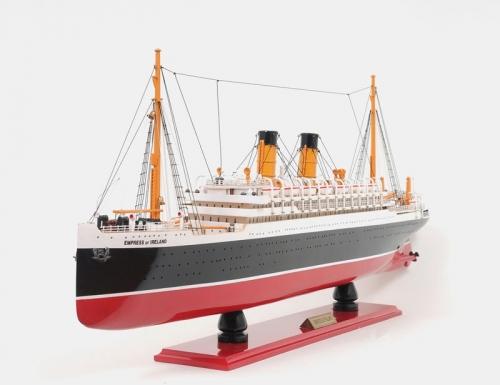 Empress Of Ireland Cruise Ship Model - Cruise ship ireland