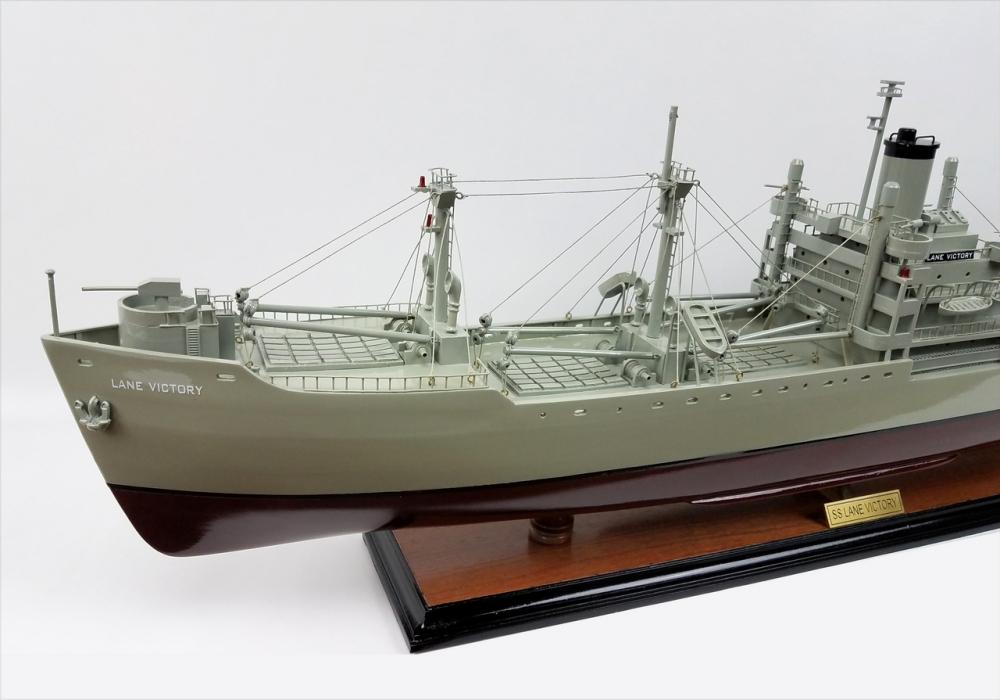 Ss Lane Ship Model