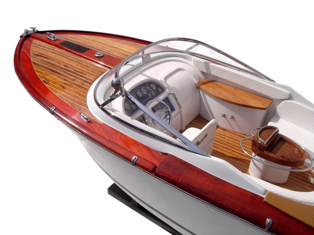 Riva Aquariva Guccie Boat Model