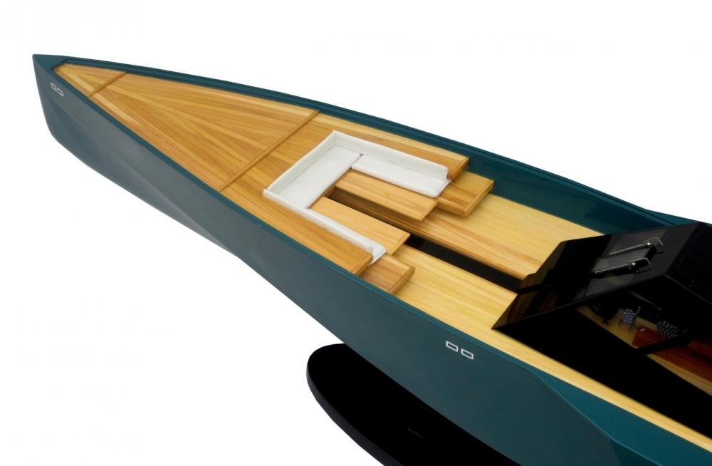 Wally Power 118 Yacht Model