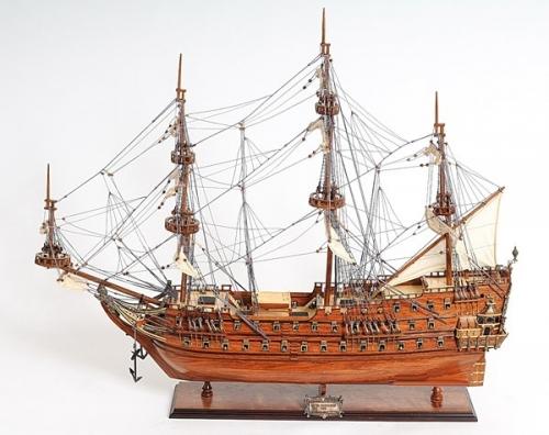 De Zeven Provincien Ship Model