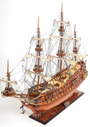 De Zeven Provincien Ship Model