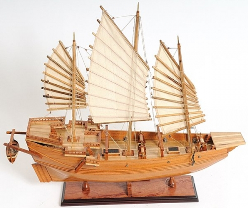 Chinese Junk Model