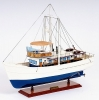 Dickie Walker Fishing Boat Model