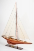 Endeavour Sailboat Model