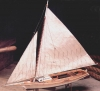 Skip Jack Wood Model Ship Kit