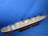 RMS Britannic with LED Light Model Wood Cruise Ship