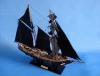 Black Prince Model Tall Ship Free Shipping!