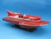 Ferrari Hydroplane Speed Boat Model Remote Control Free Shipping