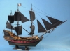 Blackbeard's Queen Anne's Revenge Model Ship Free Shipping