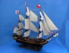 HMS Surprise Ship Model Free Shipping