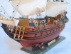 Frederich Willhelm Tall Ship Model Free Shipping