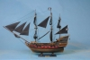 Captain Kidds Black Falcon Pirate Ship