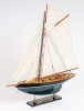 Penduick Painted Sailboat Model
