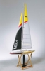 VELA One Meter Racing Sailboat Model