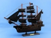 Blackbeard's Queen Anne's Revenge Ship Model