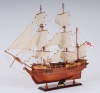 HMS Beagle Tall Ship Model