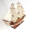 Norkse Lion Love Ship Model