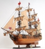 HMS Surprise Tall Ship Model