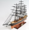 Cutty Sark Ship with No Sails