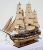 USS Constitution XL Model Ship