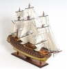 Le Superbe Brass Bottom Ship Model