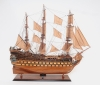 Bretagne Ship Model
